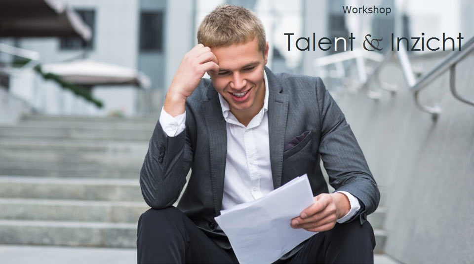 Workshop Talent en inzicht